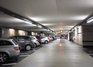 Poznań Ławica Parking